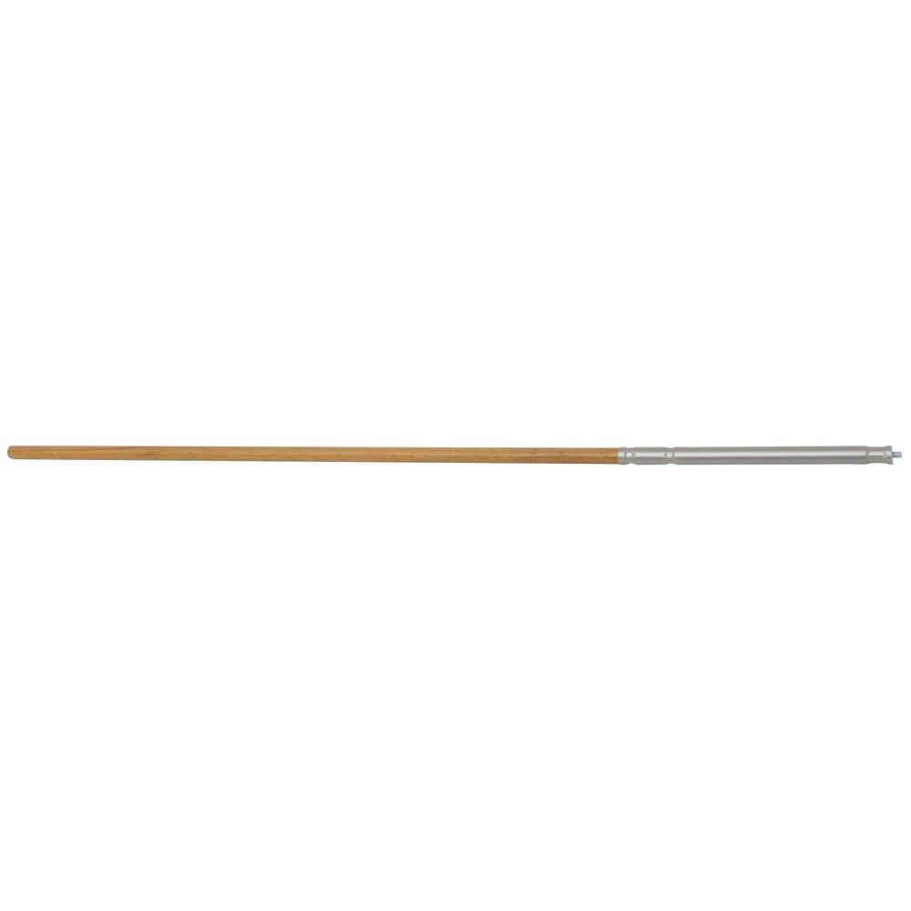 Speed Sweep Wood Broom Handle 60''L