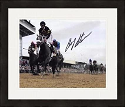 585b74eb4a3 Gary Stevens autographed 8x10 photo (Horse Racing