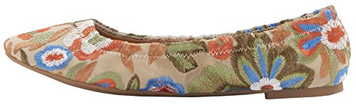 Lucky Brand Women's Lucky Emmie Ballet Flat Travertine free shipping 2014 new buy cheap newest XKDG8