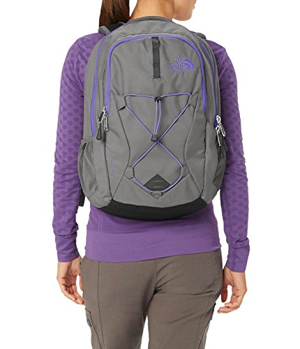 09d6250da Amazon.com: The North Face Womens Jester backpack NEW COLOR ZINK GREY /  PURPLE: Sports & Outdoors