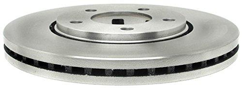 ACDelco 18A1211A Advantage Non-Coated Front Disc Brake Rotor ()