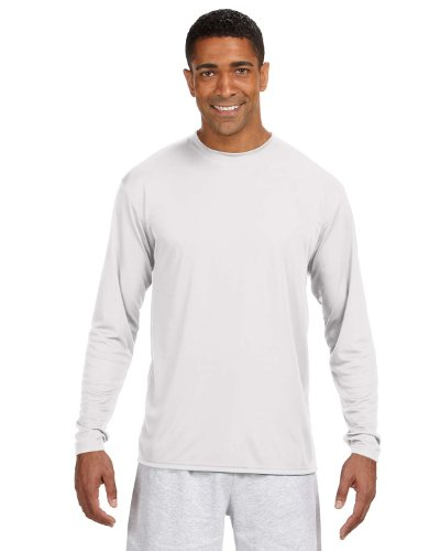 Long Sleeve Crew Shirt - 3