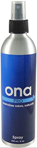 Ona Products Spray Pro Odor Neutralizer 250ml/ 8oz Pump - 250 Ml Aerosol
