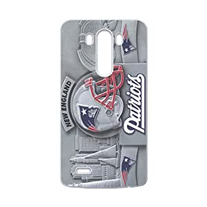 WEIWEI New England Patriots Cell Phone Case for LG G3