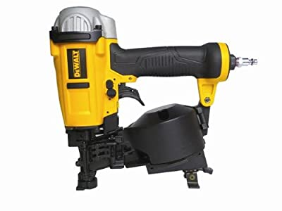 DEWALT DWFP12658 Coil Roofing Nailer - Power Roofing Nailers -