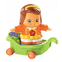 VTECH Go! Go! Smart Friends-Dawn and Her Wagon Toy