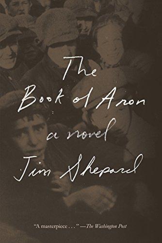 The Book of Aron: A novel - Aron Black