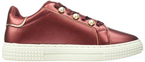 Qupid Woofer Waver-02a Sneaker Bordeauxrood
