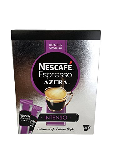 Nescafe Instant Coffee Sticks 25 sticks 1.76oz - Espresso Instant Nescafe