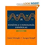 img - for Fonetica Y Fonologia Espanolas, Third Edition, Wil Ey International Edition book / textbook / text book