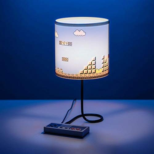 Paladone Nintendo Super Mario Bros Lamp - Retro Decor Light from Paladone