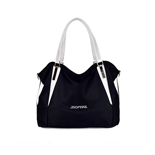 HNYEVE HB1200034C3 Fashion Oxford, Oxford Women's Handbag,Square Cross-Section Killer Package