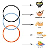 Silicone Sealing Ring for 8 Qt, Replacement Seal