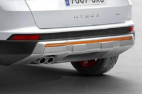 SEAT Zierleiste für Stoßstangenverkleidung hinten Ateca 2017> - 575071365AX2U