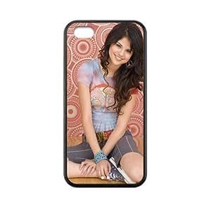 LJF phone case Custom Selena Gomez Back Cover Case for ipod touch 4 JN5C-192