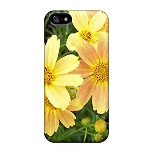 LastMemory Awesome Case Cover Compatible With Iphone 5/5s - Coreopsis Flower wangjiang maoyi by lolosakes