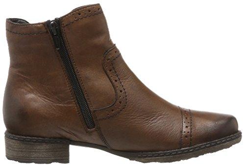 D4396 Remonte 25 25 Boots Women's Mahagoni Brown Chelsea Mahagoni fqPqZ4