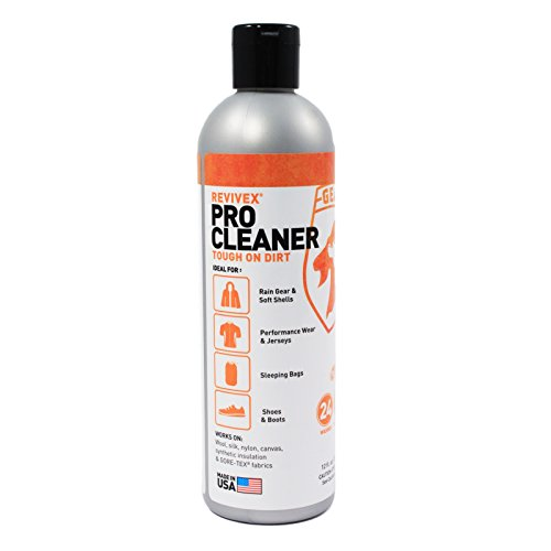 Gear Aid ReviveX Outerwear Pro Cleaner, 12 Ounce -