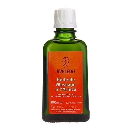 Weleda Arnica Massage Oil 100ml Bath & Body Massage Oil ()