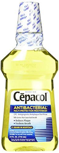 (Cepacol Antibacterial Mouthwash, Gold, 48oz (2X24oz) )