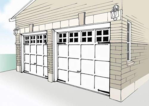 Top Garage Door Opener System Parts
