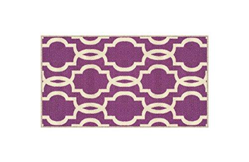 Kapaqua Moroccan Doormat Non Slip Trellis