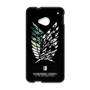 Happy Scouting Legion Brand New And Custom Hard Case Cover Protector For HTC One M7