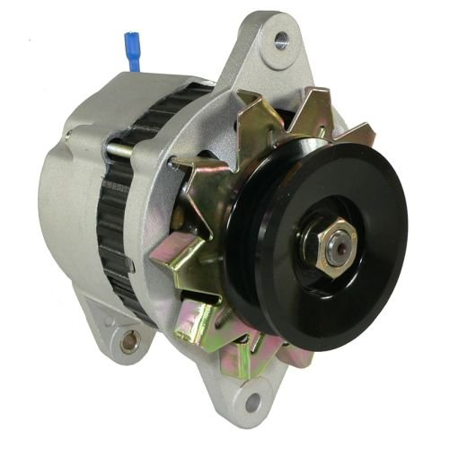 Parts Loader Skid Mustang (DB Electrical AHI0097 New Alternator Mustang Skid Steer Loader 920 930 940 930A 89 90 91 92 93 94 95 96, Yanmar 2T72Hl Lr135-91 84 85 86 87 88 89 90 91 92 LR135-91 400-44064 1-2314-01HI 124080-77201)