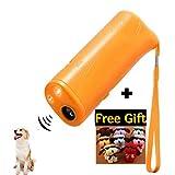 Anti Dog Barking Device with LED 3 in 1 Anti Barking Stop-Barking Ultrasonic