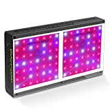 MARS HYDRO 600W LED Grow Light Full Spectrum Hydroponic Indoor Plants Growing Veg Flower Extremely Cool Quiet