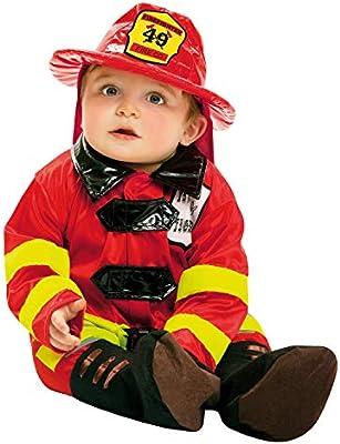 My Other Me Me-203290 Disfraz de bebé bombero, 1-2 años (Viving ...