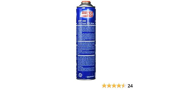 SUPER EGO SEH020300 - Cartucho btp 300 SUPER EGO