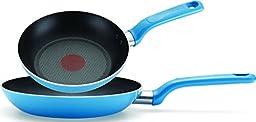 T-FAL C512S264 FRY PAN 8-10IN TURQSE