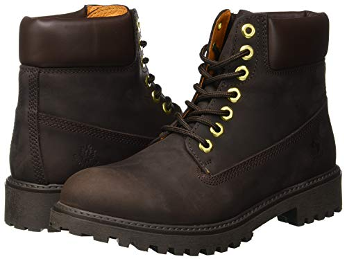 Boots 41 Homme SM00101 Lumberjack Marron Heavy 019 Duty qwFn0I4