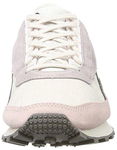 Reebok Women's Aztec Og Low-Top Sneakers, Grey Pink (Shell Pink/Lilac Ash/Whisper Grey/Urban)