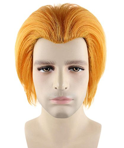 Chucky Wigs (Chucky Cult of Evil Doll Wig, Red Kids HM-181)