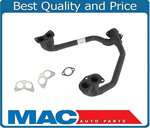 Mac Auto Parts 131827 Subaru Impreza Outback Forester Engine Y Pipe With Gaskets Exhaust Pipe