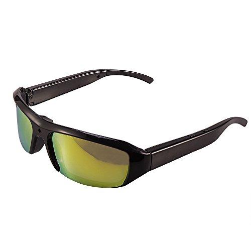 7d092f80e3e 1080P HD Fashion Sunglasses Spy Camera Hidden Camcorder Cam DV DVR Video  Recorder + Free 8GB