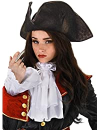 7d853fe45c78e Scallywag Pirate Tricorn Costume Hat for Men   Women