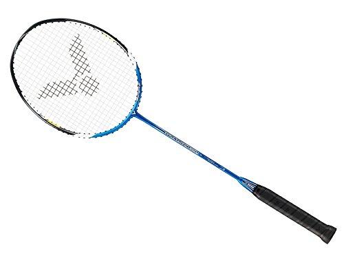 Victor Brave Sword 1900F Badminton Racket (Blue)(4UG5)(Strung @24LB)