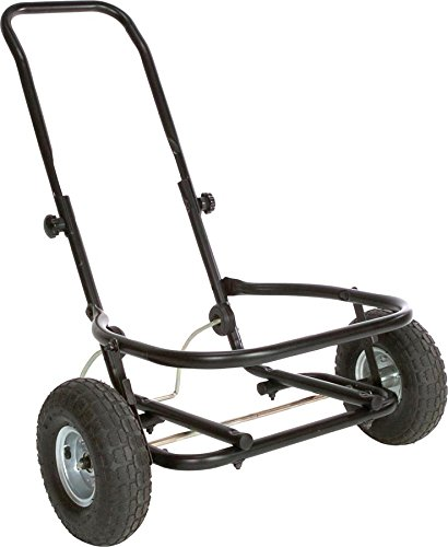 MILLER CO Muck Cart, Black