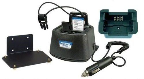 Power Products TWC1M + TWP-MT3 DC CAR TWC1M Vehicle Charger for Motorola PR400 CP200D CP200 CP200XLS CP150 RP450 and more