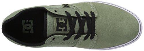Homme Shoes Chaussures Skate Shoe Tonik Olive De Dc bleu Nuit HYdqwfw