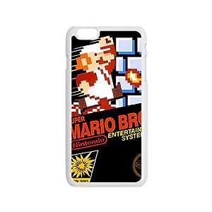 Super Mario WhiteiPhone 6 case