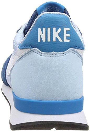 Nike  Internationalist - Zapatillas para mujer Multicolor (Blue Force/White/Ice Blue/Black)