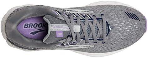 Brooks Womens Adrenaline GTS 19 Running Shoe 10