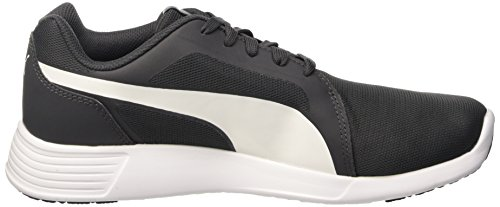 d'intérieur Chaussures Grigio Adulte de Evo St Trainer Unisexe Asphalt Sport Bianco Puma xFY7pqRnwY