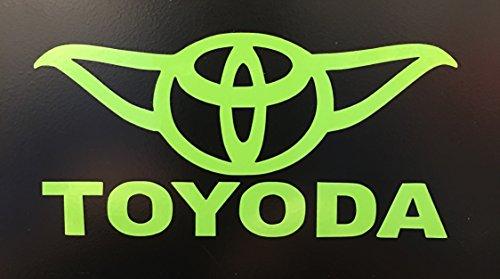 CMI277 Toyoda Vinyl Sticker Toyota product image