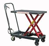 Pake Handling Tools Hydraulic Manual Scissor Lift