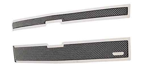 ass Series Polished Main Grille for Chevrolet Silverado ()